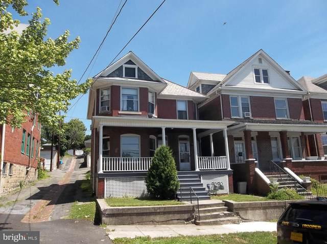445 Cumberland Street, CUMBERLAND, MD 21502 (#MDAL135664) :: AJ Team Realty