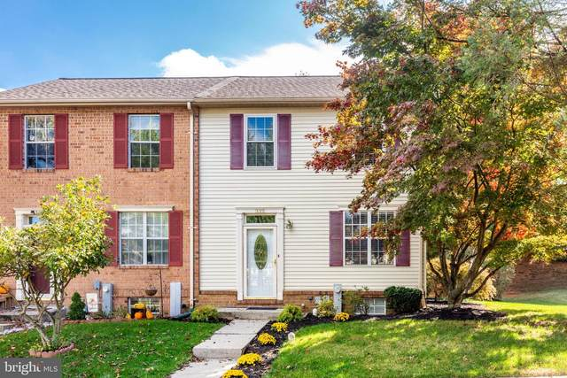 322 Logan Drive, WESTMINSTER, MD 21157 (#MDCR200664) :: ExecuHome Realty