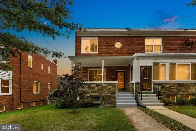 821 Crittenden Street NE, WASHINGTON, DC 20017 (#DCDC494174) :: Blackwell Real Estate