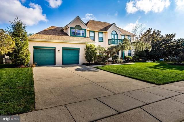 2 Bridle Lane, MOUNT LAUREL, NJ 08054 (#NJBL385142) :: The Matt Lenza Real Estate Team
