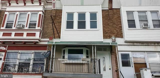 2705 W Allegheny Avenue, PHILADELPHIA, PA 19132 (#PAPH949810) :: Keller Williams Realty - Matt Fetick Team