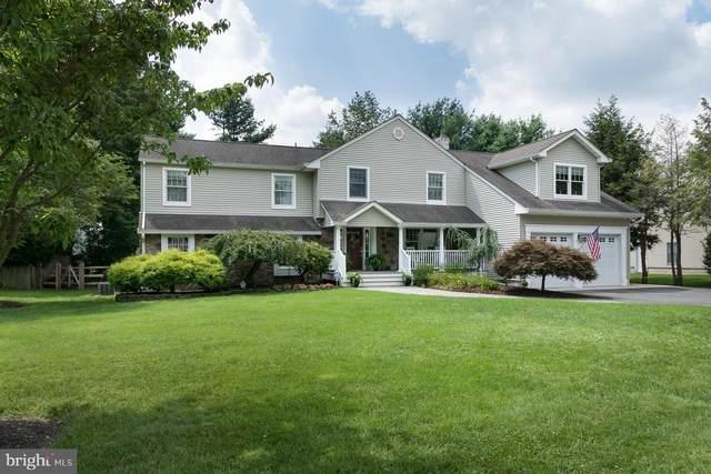 513 Village Rd W, PRINCETON JUNCTION, NJ 08550 (#NJME303898) :: Daunno Realty Services, LLC