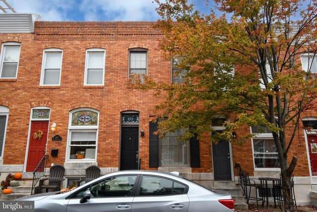638 S Decker Avenue, BALTIMORE, MD 21224 (#MDBA529426) :: The Team Sordelet Realty Group