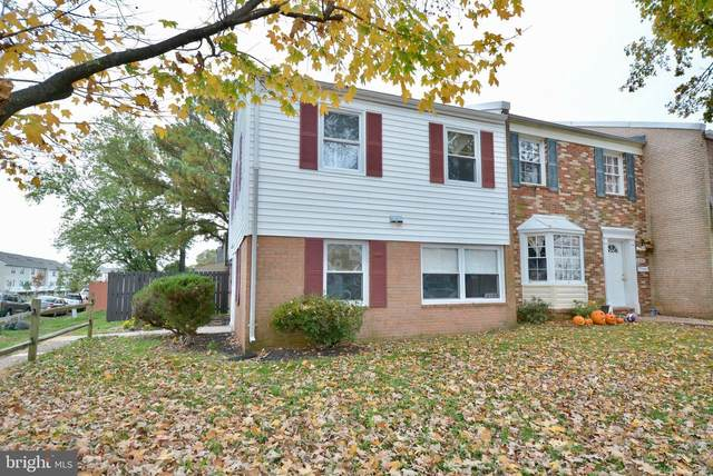 8199 Community Drive, MANASSAS, VA 20109 (#VAPW508052) :: Great Falls Great Homes