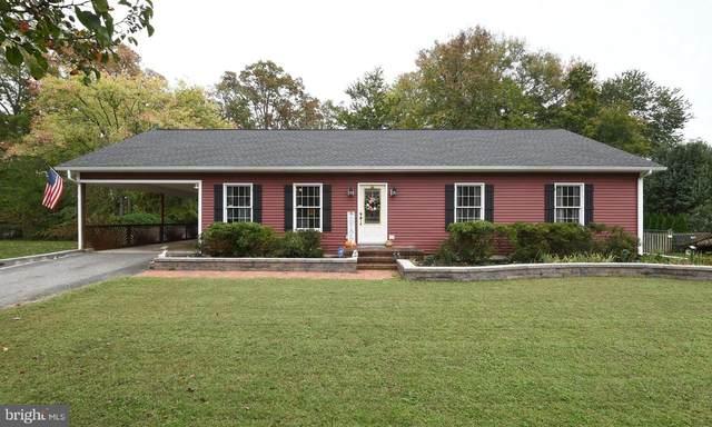 11913 N Dickinson Drive, FREDERICKSBURG, VA 22407 (#VASP226408) :: The Team Sordelet Realty Group