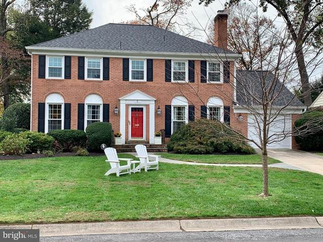 2 Hitching Post Place, ROCKVILLE, MD 20852 (#MDMC732154) :: Network Realty Group