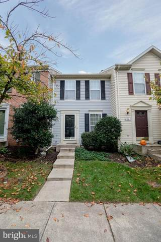 8205 Water Lily Way, LAUREL, MD 20724 (#MDAA451148) :: Talbot Greenya Group