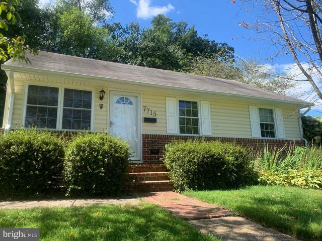 7715 Lunceford Lane, FALLS CHURCH, VA 22043 (#VAFX1164112) :: Lucido Agency of Keller Williams