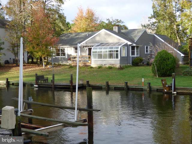 4 Sandy Circle, OCEAN PINES, MD 21811 (#MDWO118036) :: Bic DeCaro & Associates