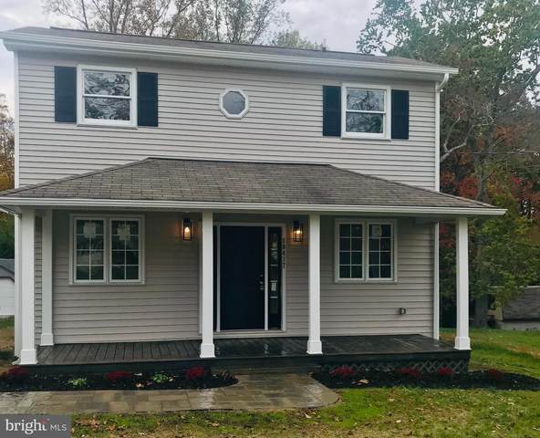 10417 Shady Acres Lane, LAUREL, MD 20723 (#MDHW287114) :: Murray & Co. Real Estate
