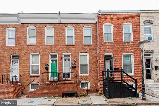510 S Glover Street, BALTIMORE, MD 21224 (#MDBA529444) :: Integrity Home Team