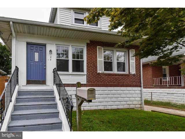 24 W 7TH Avenue, RUNNEMEDE, NJ 08078 (#NJCD406128) :: Linda Dale Real Estate Experts