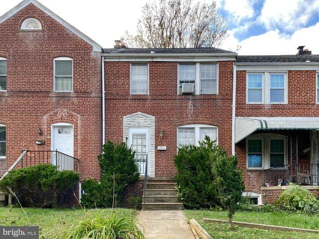 330 Westowne Road, BALTIMORE, MD 21229 (#MDBC511190) :: Speicher Group of Long & Foster Real Estate