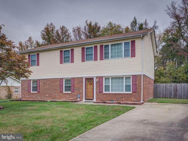 8808 Aquone Place, CLINTON, MD 20735 (#MDPG586136) :: Network Realty Group