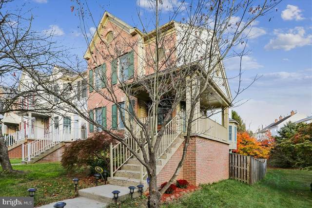 19043 Steeple Place, GERMANTOWN, MD 20874 (#MDMC732190) :: Great Falls Great Homes