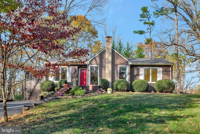 243 Mountain View Drive, FRONT ROYAL, VA 22630 (#VAWR141878) :: Bob Lucido Team of Keller Williams Integrity