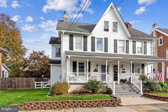 25 S 8TH Street, QUAKERTOWN, PA 18951 (#PABU510368) :: Colgan Real Estate