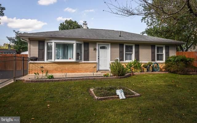 1011 Hilary Avenue, CROYDON, PA 19021 (#PABU510372) :: Blackwell Real Estate