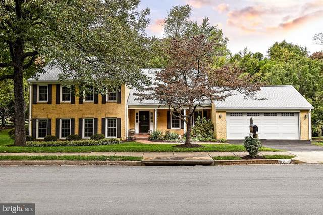 11906 Riders Lane, RESTON, VA 20191 (#VAFX1164148) :: The Matt Lenza Real Estate Team