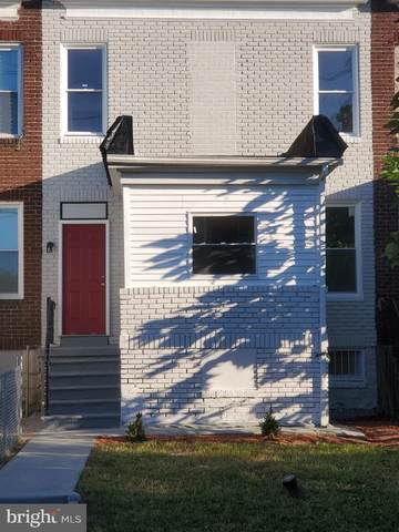 3013 Oakley Avenue, BALTIMORE, MD 21215 (#MDBA529462) :: Bob Lucido Team of Keller Williams Integrity