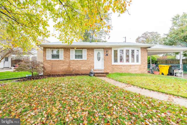 804 223RD Street, PASADENA, MD 21122 (#MDAA451162) :: Great Falls Great Homes