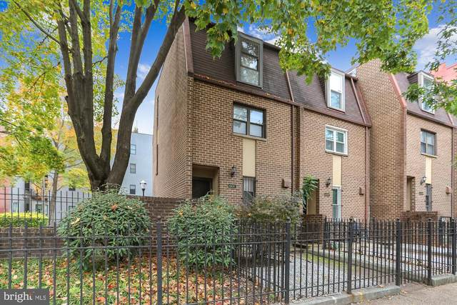1206 11TH Street NW, WASHINGTON, DC 20001 (#DCDC494264) :: SURE Sales Group