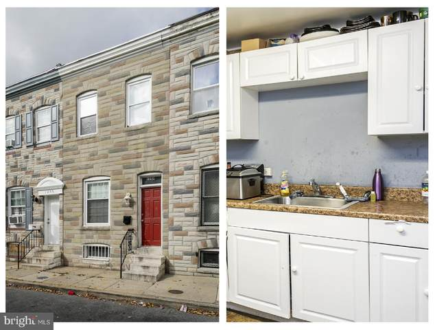 1204 Glyndon Avenue, BALTIMORE, MD 21223 (#MDBA529484) :: The Miller Team