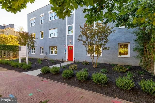 714 11TH Street NE Unit 103, WASHINGTON, DC 20002 (#DCDC494276) :: The Redux Group