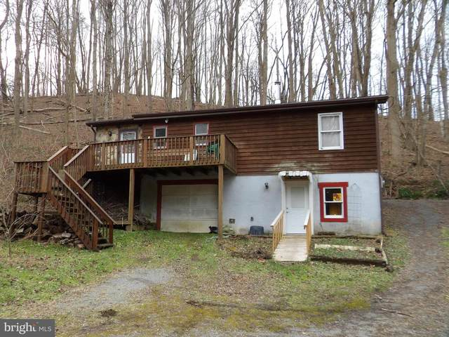 109 Spring Brook Drive, BERKELEY SPRINGS, WV 25411 (#WVMO117682) :: AJ Team Realty