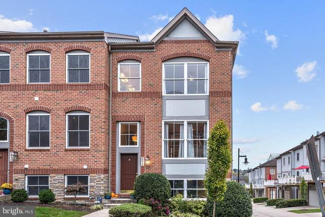 3516 Balmar Mews, BALTIMORE, MD 21211 (#MDBA529498) :: Integrity Home Team