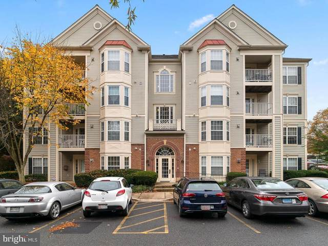 13431 Fountain Club Drive 15-T-3, GERMANTOWN, MD 20874 (#MDMC732214) :: V Sells & Associates | Keller Williams Integrity