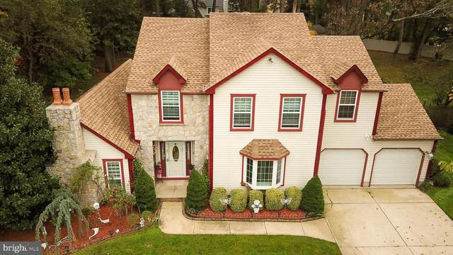 4 Yorkshire Drive, VOORHEES, NJ 08043 (#NJCD406152) :: The Toll Group