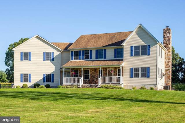 710 Route 513, PITTSTOWN, NJ 08867 (#NJHT106684) :: The Dailey Group
