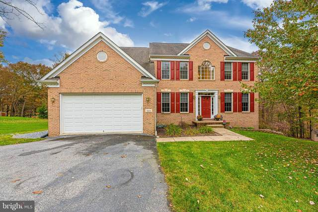 5001 Westwind Drive N, MOUNT AIRY, MD 21771 (#MDFR273068) :: CENTURY 21 Core Partners