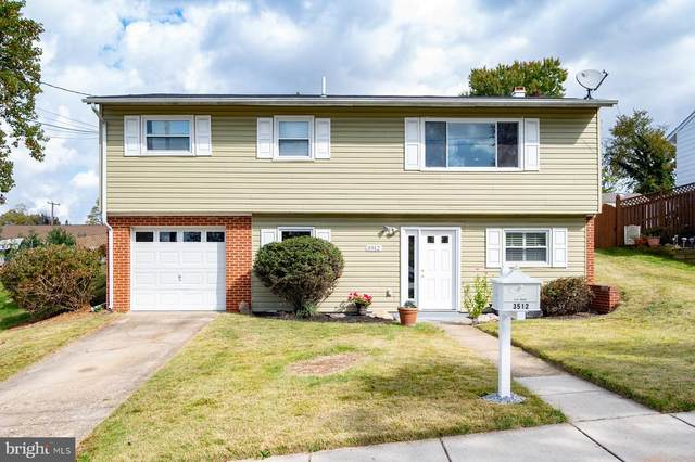 3512 25TH Place, TEMPLE HILLS, MD 20748 (#MDPG586170) :: Great Falls Great Homes