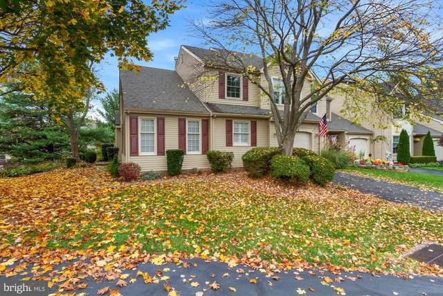 516 Windsor Court, CHALFONT, PA 18914 (#PABU510400) :: The Toll Group