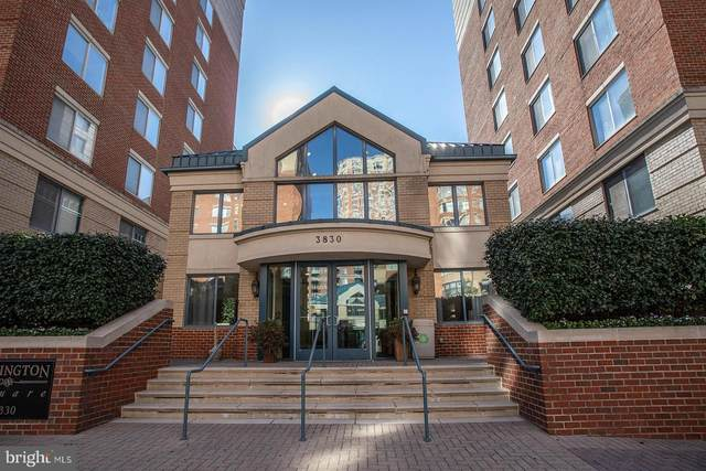 3830 9TH Street N 407W, ARLINGTON, VA 22203 (#VAAR172058) :: AJ Team Realty