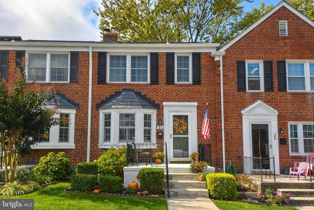 37 Regester Avenue, BALTIMORE, MD 21212 (#MDBC511260) :: The Sky Group