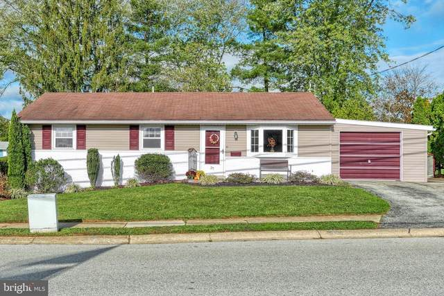 37 Butter Road, DOVER, PA 17315 (#PAYK148214) :: The Heather Neidlinger Team With Berkshire Hathaway HomeServices Homesale Realty