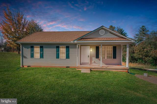 1765 Birch Drive, CULPEPER, VA 22701 (#VACU142926) :: Crossman & Co. Real Estate
