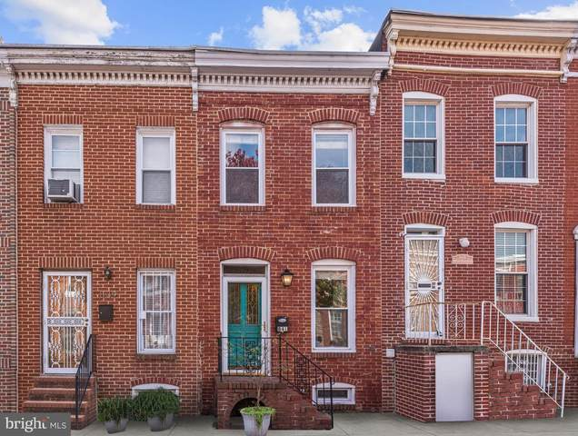 841 Woodward Street, BALTIMORE, MD 21230 (#MDBA529536) :: Integrity Home Team