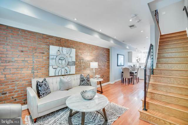 306 P Street NW #2, WASHINGTON, DC 20001 (#DCDC494312) :: Tom & Cindy and Associates