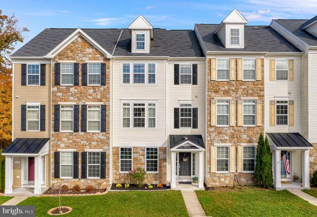 121 Cheshire Court, WINCHESTER, VA 22602 (#VAFV160580) :: Gail Nyman Group