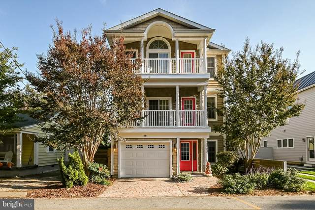 52 Sussex Street, REHOBOTH BEACH, DE 19971 (#DESU172210) :: Ramus Realty Group