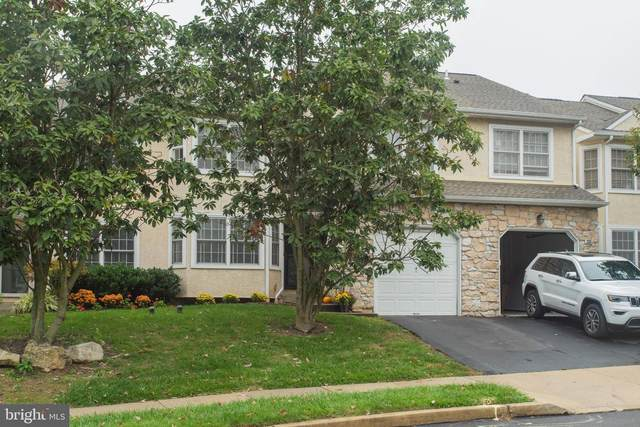 229 Crystal Court, BLUE BELL, PA 19422 (#PAMC668970) :: Blackwell Real Estate