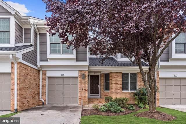 125 River Oaks Circle, BALTIMORE, MD 21208 (#MDBC511282) :: V Sells & Associates | Keller Williams Integrity