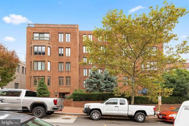 1045 31ST Street NW #101, WASHINGTON, DC 20007 (#DCDC494324) :: Blackwell Real Estate