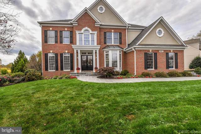 9657 Royal Crest Circle, FREDERICK, MD 21704 (#MDFR273084) :: The Denny Lee Team