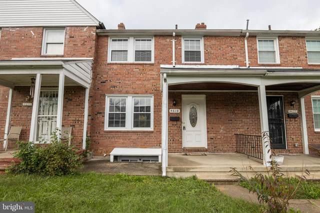 4618 Marble Hall Road, BALTIMORE, MD 21239 (#MDBA529564) :: Dart Homes