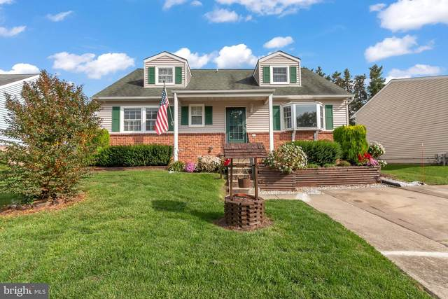 8611 Silver Knoll Drive, PERRY HALL, MD 21128 (#MDBC511320) :: V Sells & Associates | Keller Williams Integrity